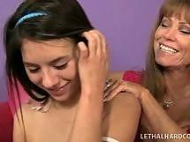 Cougars Crave Young Kittens - blonde brunette