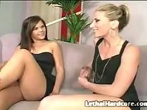 Seduced by a Real Lesbian - lesbians