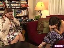 ClubSapphic - Melissa Monet Gets a Visit from Sara Stone - old