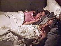 Foster sisters Riley Winter and Holly Wellin play with eachother for the first time while having a sleep over. Holly Wellin - Foster sisters Riley Winter and Holly Wellin play with eachother for the first time while having a sleep over. Holly Wellin