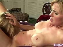 ClubSapphic - Jodi West and Kate Kastle In Bed Together - lesbians
