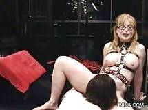 Nina-Claire Adams Nina Hartley - lezdom