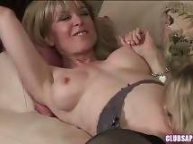 Skillful Nina Returns Hot Oral To Nicole 3