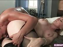 Nina Hartley And Her Lesbian Lover Have A Great Time 1